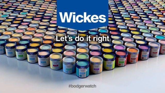 Wickes Branding