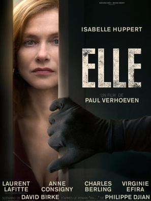Golden Globe Winner 'Elle'