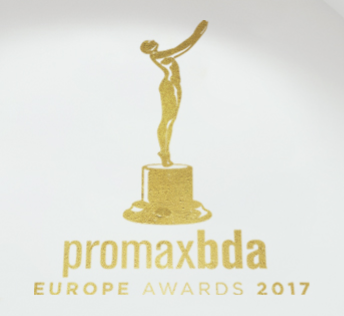 Promaxbda Gold Award Winner