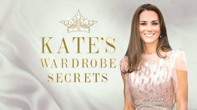 Kate' Wardrobe Secrets