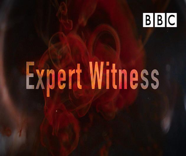 BBC1's Expert Witness